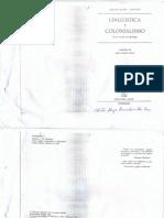 Lingüística y colonialismo.pdf