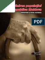 Imbatrinirea Populatiei in Republica Moldova