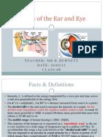 EAR & EYE