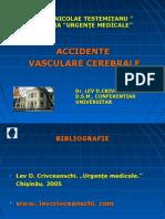 Accidente Vasculare Cerebrale