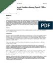 Diabetes Spectrum SMBG Article - DiabetesMine Full Version