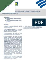 Procedura 8 - Procedura Fernox de Curatare si Tratare a Instalatiilor de incalzire Comerciale Noi
