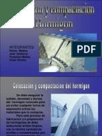 Colocacion y Compactacion Del Hormigon 13-10-09