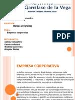 derecho economico empresas corporativas.ppt