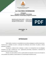 POSTADO ATPS EDUCAÇÃO E DIVERSIDADE
