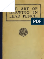 The Art of Drawing in Lead Pencil 1921