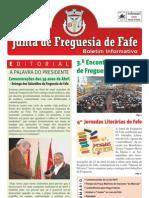 Boletim Informativo N.º 28 - Maio/2013