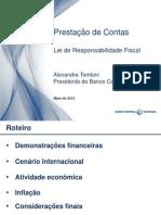 Apresentação_Presidente_Alexandre_Tombini_ Comissão _ Mista _  Planos_ Orçamentos Públicos __ Fiscalização_Congresso_Nacional _21_05_2013