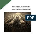Mormantul Primului Imparat Din Dinastia Qin