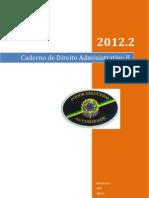 Caderno de Direito Administrativo II