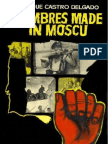 Hombres Made in Moscu - Enrique Castro Delgado