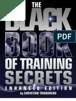 Christian Thibaudeau - The Black Book of Training Secrets