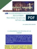 Clase 03 Deter en La Salud Amb Desarrollo Socio Econ