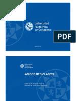 Áridos reciclados- Samuel Zaplana Rodríguez