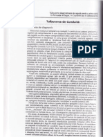 DSM-IV - Tulburarea de Conduita