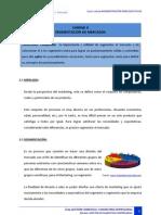 Gestión de Marketing Empresarial Unidad 2