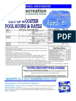 2013 Pool Pass Info & Registration Form
