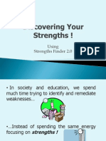 Discovering Your Strengths PP (03 Ver)