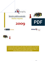 Conducta Cinsumidor 2009 Chilescopio