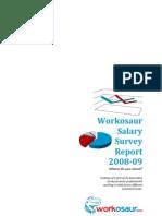 Workosaur Salary Survey Report 2008-09
