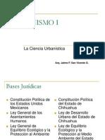 Legislación Urbana