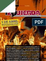 Revista Izquierda N° 32. Abril de 2013