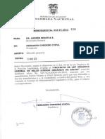 Ley Orgánica General de Salud (Código Orgánico de Salud) (Trámite No. 104550)