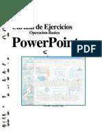 Cartilla Ejercicios Power Point 97 v2007