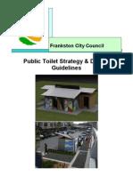 Public Toilet Guidelines-2- Australia