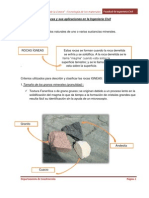 Informe de Rocas