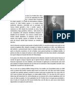 Quién fue Porfirio Díaz