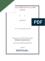Fr PreuveprophetieMuhammad Islamhouse