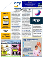 Pharmacy Daily for Wed 22 May 2013 - API, GMiA, MooGoo, Austin for GDS, new products and much more