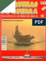 Maquinas de Guerra 133 - Portaaviones de Posguerra