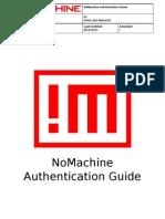 NoMachine Authentication Guide