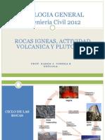 4. Rocas Igneas, Actividad Volcanica y Plutonica