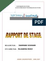 Rapport de Stage 04