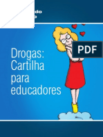 Drogas - Cartilha Do Educador