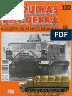 Maquinas de Guerra 132 - Vehículos de Cadenas Modernos