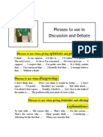 Wiki Sheet for Reading and Discussion