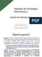 TE3023 EM13 Intro