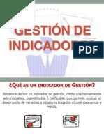 PPT Indicadores de Gestion (04 Julio)