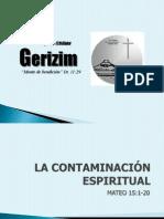 La Contaminacion Espiritual