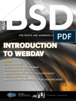 Introduction to WebDAV BSD 11 2010
