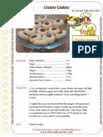 ISKCON desire tree - Creamy Cookies