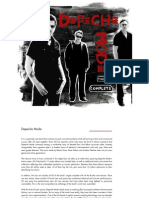 The Complete Depeche Mode - Digital Booklet