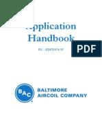 BAC Application Handbook EU-EDIV