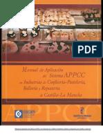 Manual de Aplicacion Del Sistema APPCC en Industrias de Confiteria-Pasteleria-Bolleria y Reposteria de Castilla-La Mancha