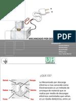 Mecanizado Por Descarga Electrica (1)