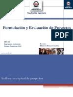 05 - Analisis Conceptual de Proyectos y Valor de Empresa 2013-04-16